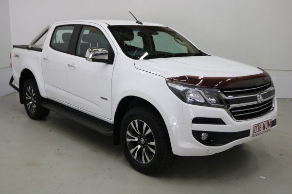 2016 Holden Colorado RG MY16 LTZ Utility
