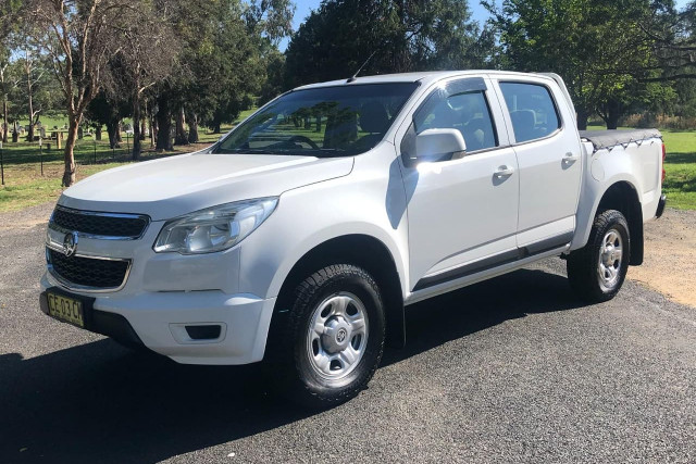 2015 Holden Colorado RG Turbo LS Ute Image 3
