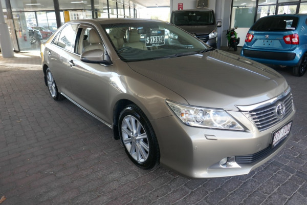 Toyota Aurion Sedan GS