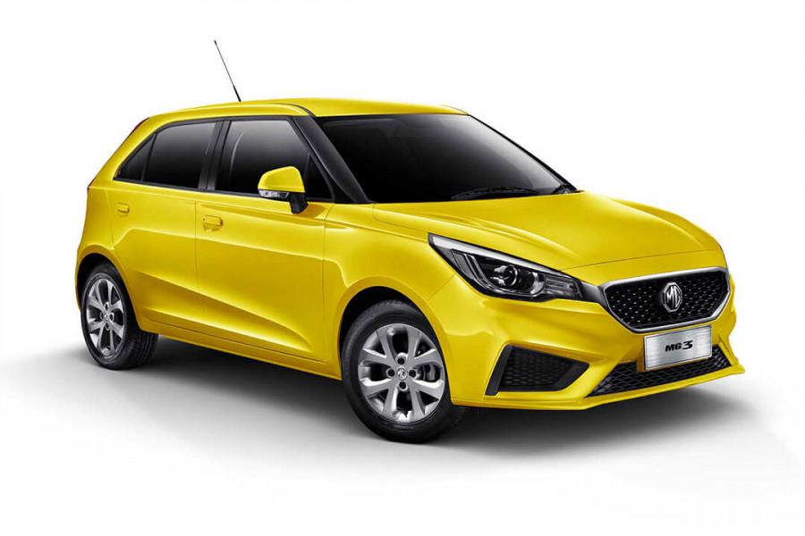 2021 MG MG3 (No Series) Core with Nav Hatchback image 1