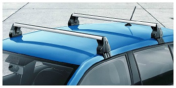 Accessories: Basic Roof Rack (Hatch)