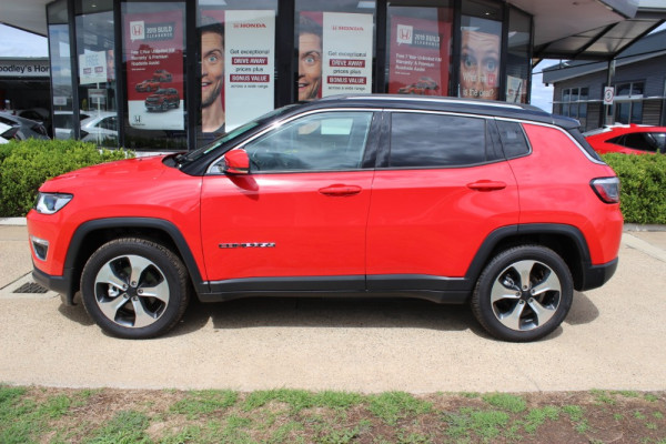 2019 MY18 Jeep Compass M6 Limited Suv Image 4