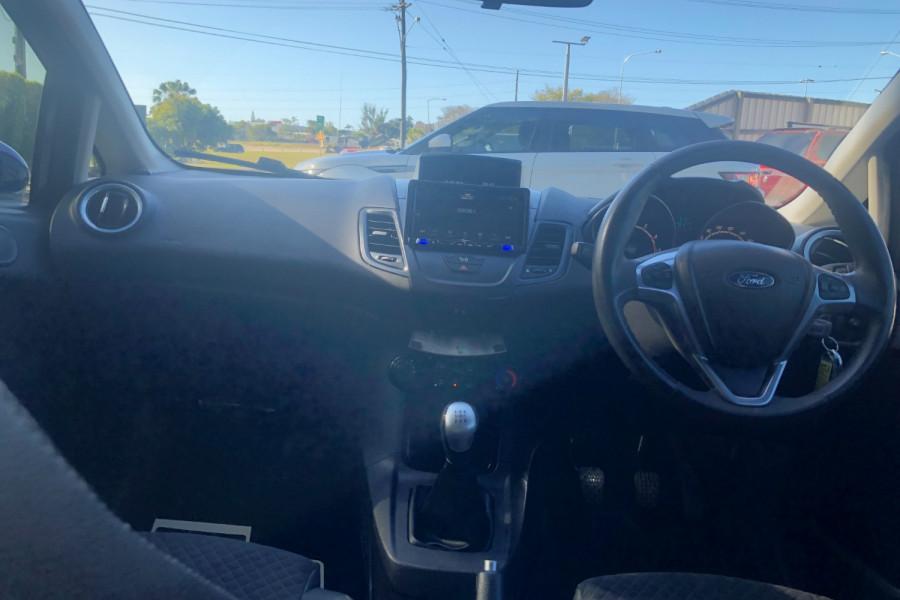 2014 Ford Fiesta WZ Sport Hatchback Image 11