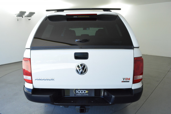 2017 Volkswagen Amarok 2H MY17 TDI420 Dual cab Image 5
