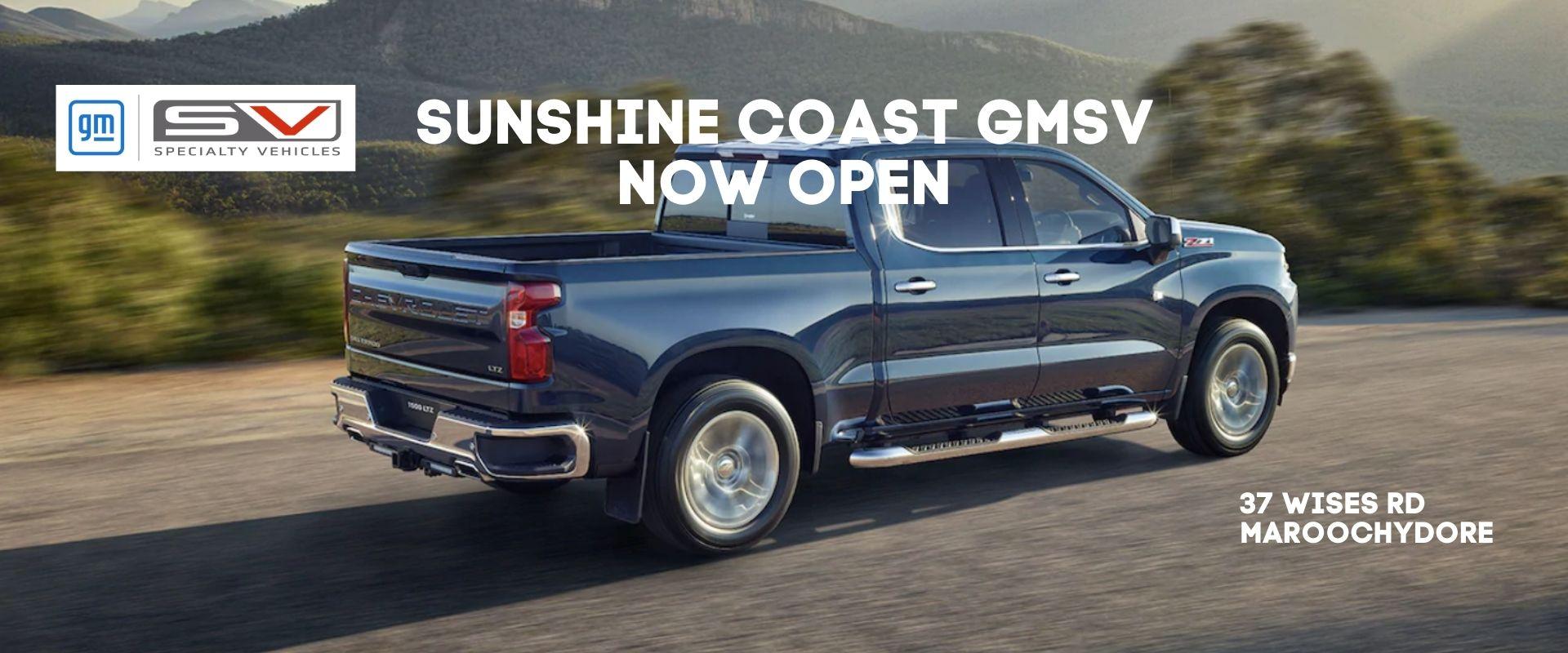 Sunshine Coast GMSV