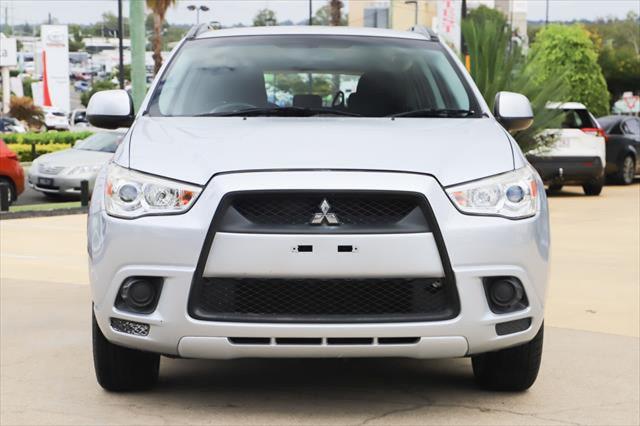 2012 Mitsubishi ASX XA MY12 Suv Image 1