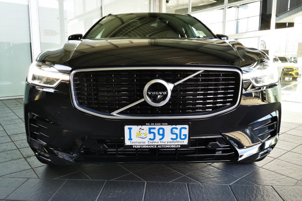 2019 Volvo XC60 (No Series) MY20 D5 R-Design Suv Image 2