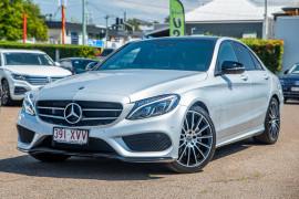 Mercedes-Benz C200 W205 807+