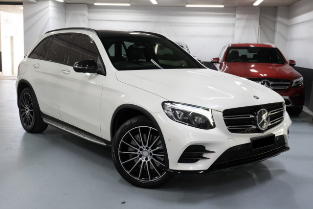 2016 MY07 Mercedes-Benz Glc-class X253  GLC250 d Wagon