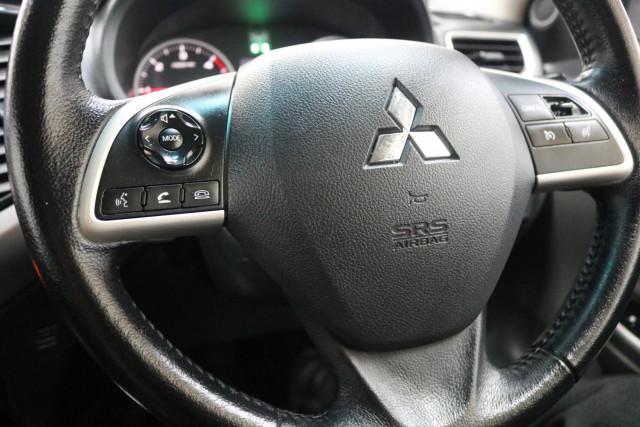 2016 Mitsubishi Triton MQ MY16 GLS Utility