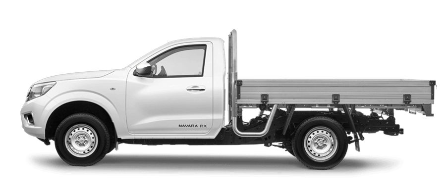 RX 4X4 Single Cab Chassis