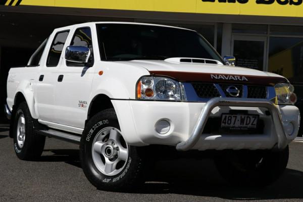 Nissan Navara ST-R D22 MY2010
