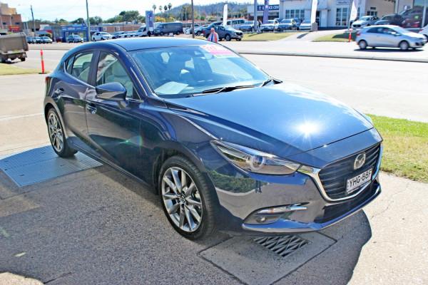 2017 Mazda Mazda3 BN5238 SP25 Sedan Image 4