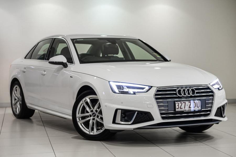 2018 Audi A4 110kW
