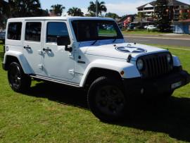 Jeep Wrangler Unlimited Overland JK