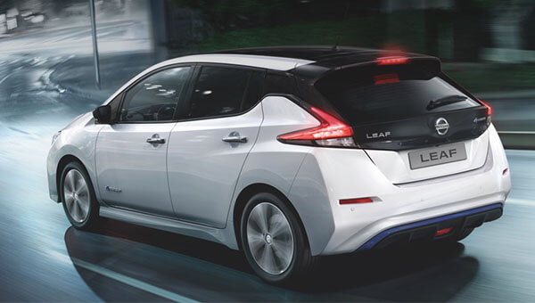 LEAF NISSAN The new Nissan LEAF is coming to Australia