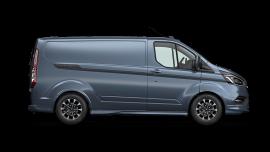 2020 MY20.5 Ford Transit VN Custom Sport 320S SWB Van image 2