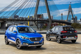 Critics give MG ZS a big thumbs up
