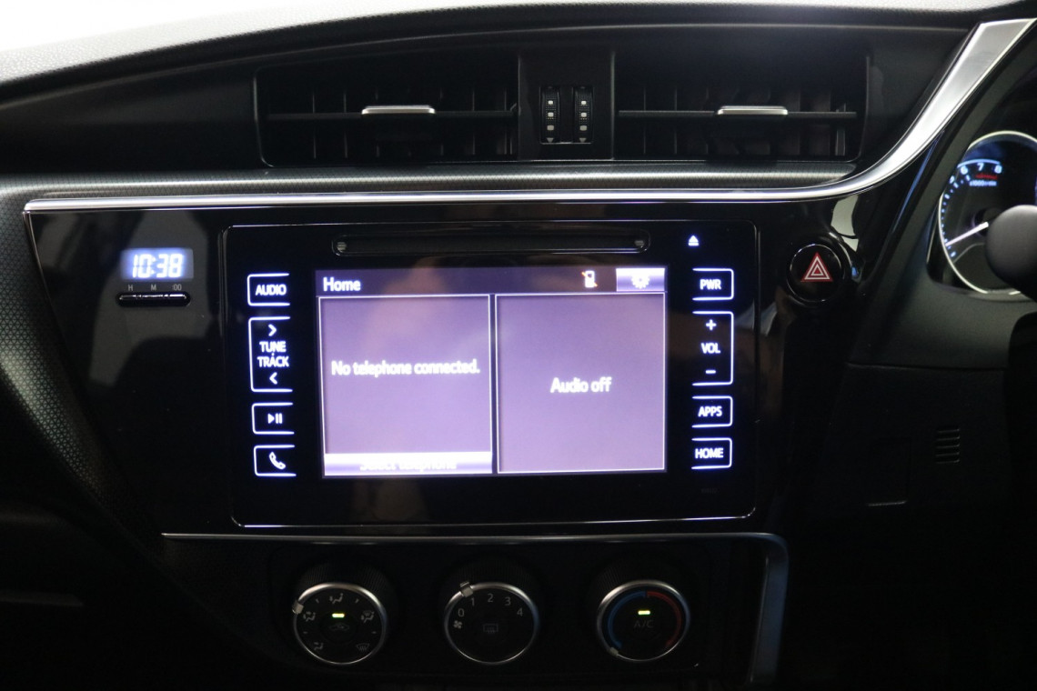 2016 Toyota Corolla ZRE182R ASCENT SPORT Hatchback Image 12