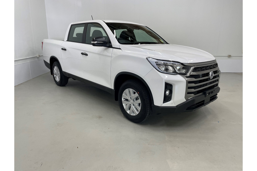 2021 SsangYong Musso Q215 ELX Utility