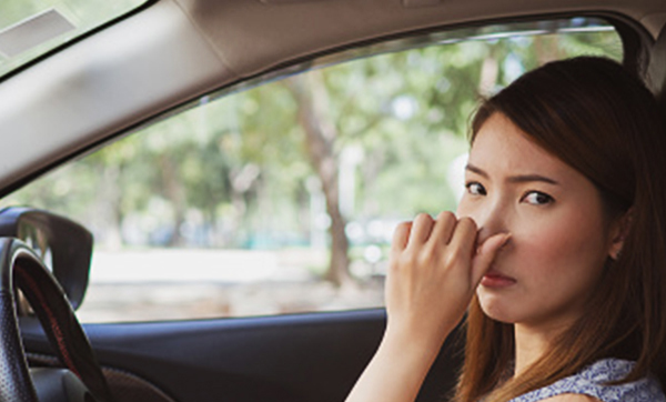 What's That? ...Odours in your car!