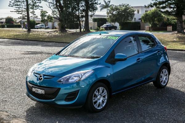 2012 MY13 Mazda 2 DE10Y2  Neo Hatchback Image 5