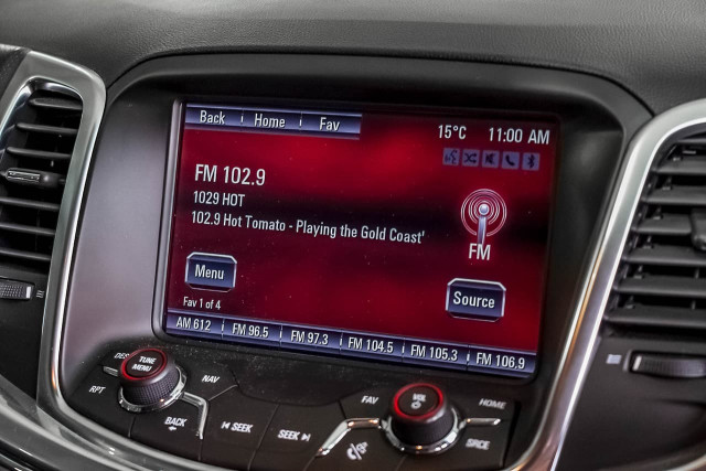 2015 Holden Commodore VF MY15 SS V Redline Sedan Image 18