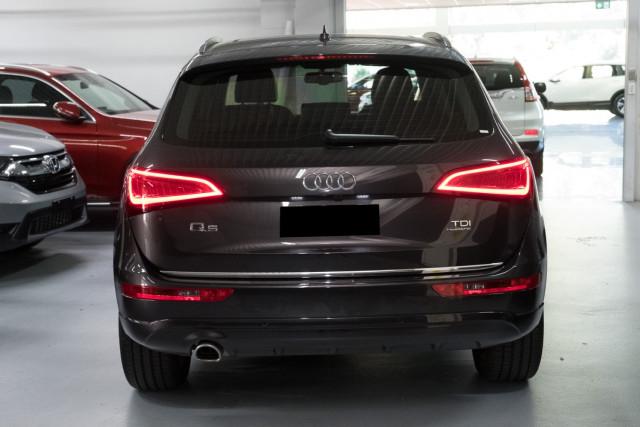 2016 Audi Q5 8R  TDI Suv Image 5