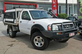 Nissan Navara DX D22 MY2002