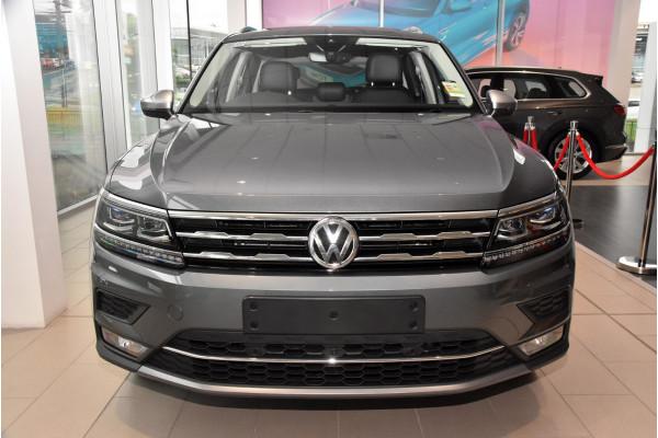 2020 MY21 Volkswagen Tiguan 5N 162TSI Highline Allspace Suv Image 3