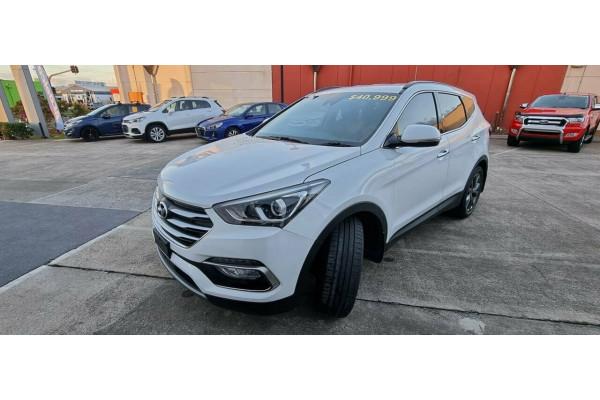 2018 Hyundai Santa Fe DM5 MY18 Active (4x4) Suv Image 4