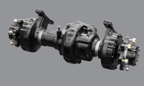 High Durable Split Type Drive Axle
