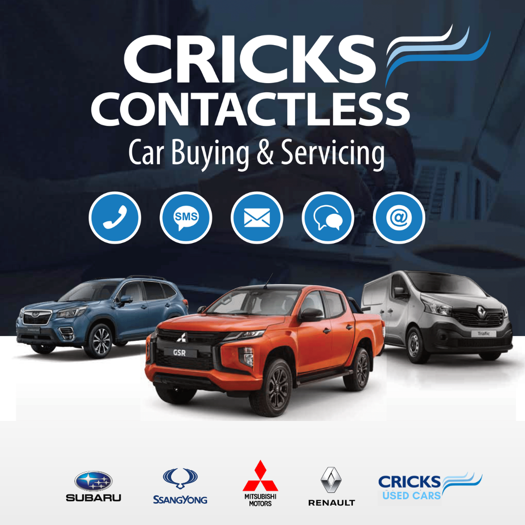 Contactless Car Buying & Servicing