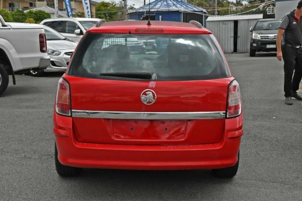 2008 Holden Astra AH MY08 CD Wagon Image 4