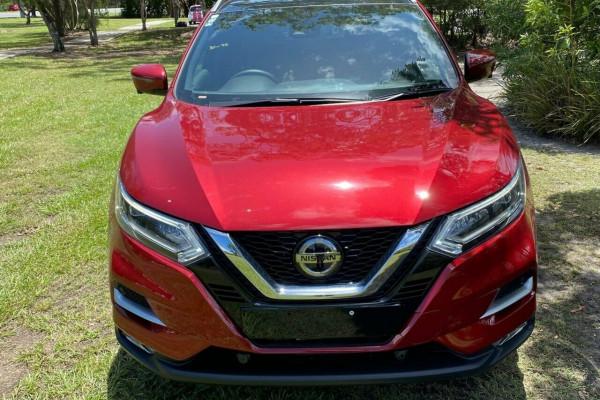 2019 MY18 Nissan Qashqai J11 MY18 TI (5Yr) Suv