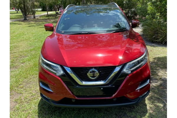 2019 MY18 Nissan Qashqai J11 MY18 TI (5Yr) Suv Image 2