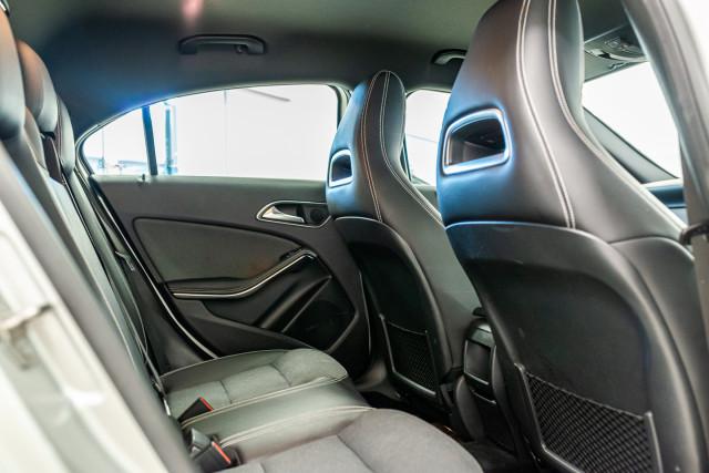 2018 MY58 Mercedes-Benz A-class W176 808+ A180 Hatchback Image 18