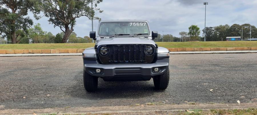 2021 Jeep Gladiator JT  V2 Night Eagle Night Eagle Utility - dual cab Image 10