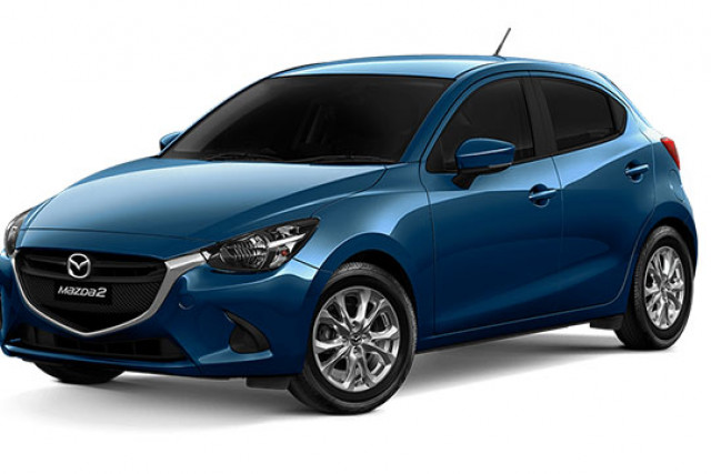 2019 Mazda 2 DJ Series Maxx Hatch Hatchback