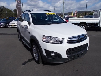 Holden Captiva 7 LT CG Turbo