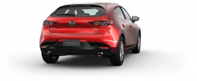 2021 Mazda 3 BP G20 Pure Hatchback Mobile Image 14