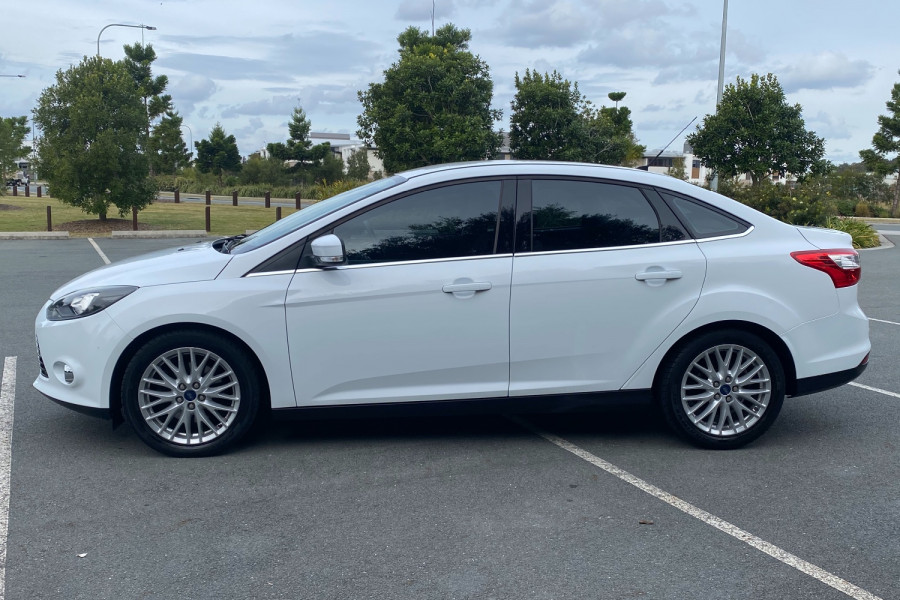 2011 Ford Focus LW Sport Sedan