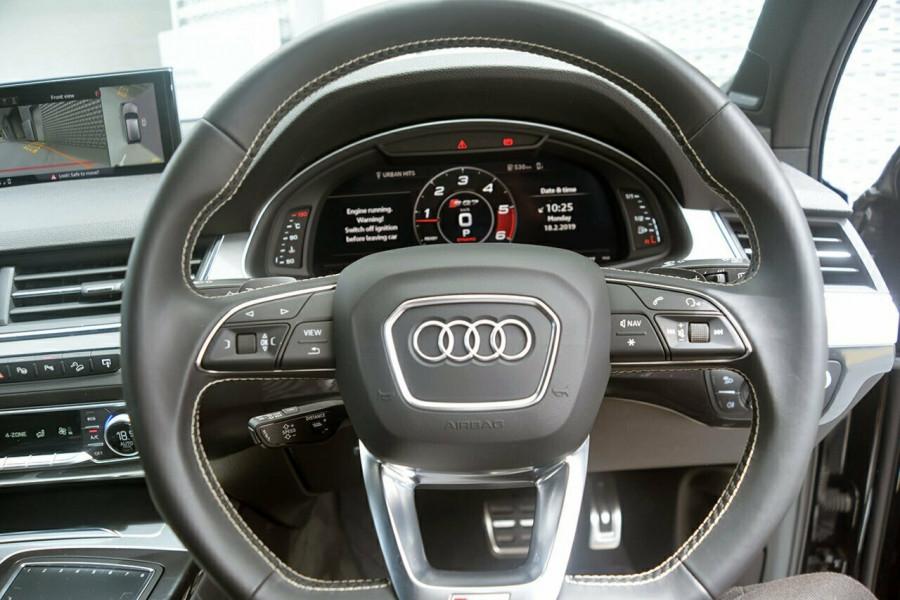 2016 MY17 Audi Sq7 4M MY17 TDI Suv Mobile Image 14