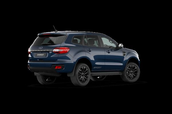 2021 MY21.75 Ford Everest UA II Sport Suv Image 3