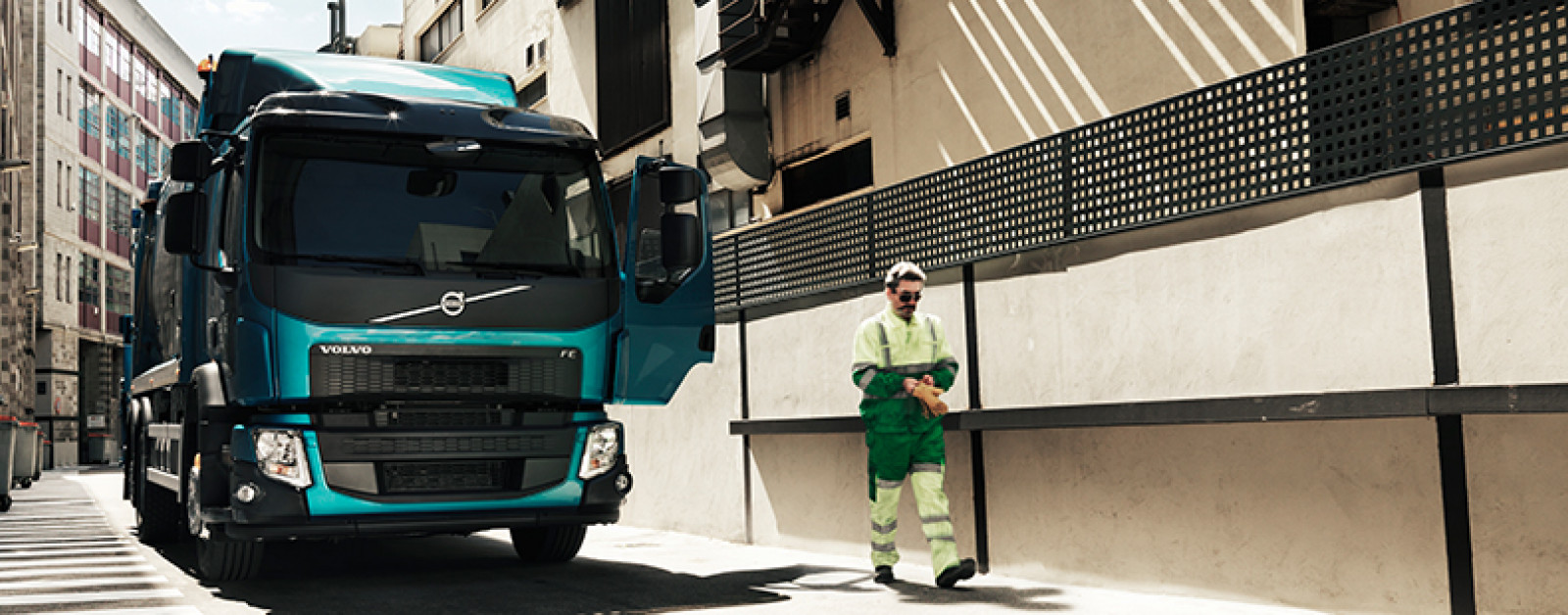The new Volvo FE