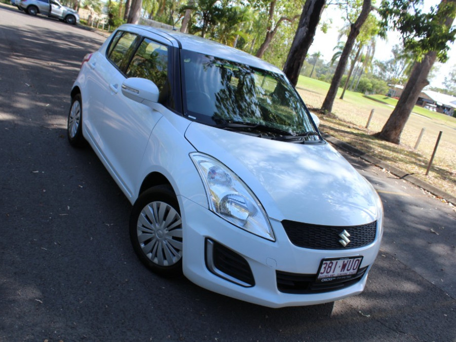 2013 MY14 Suzuki Swift FZ GL Hatchback