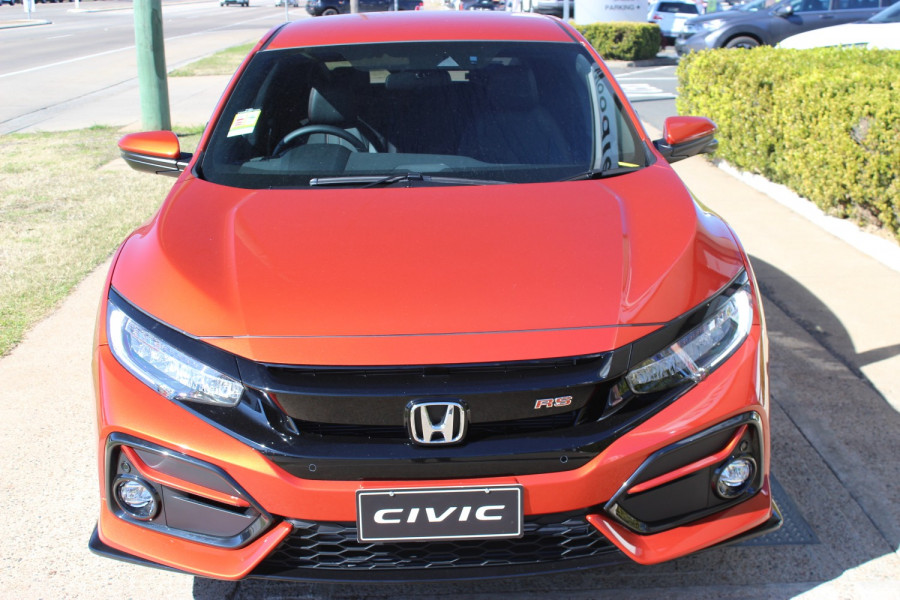 2020 Honda Civic Hatch 10th Gen RS Hatchback