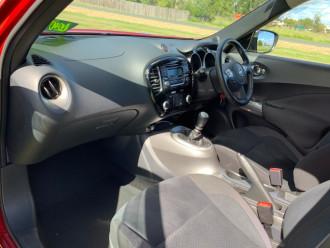 2017 Nissan JUKE F15 Series 2 Tu ST Suv