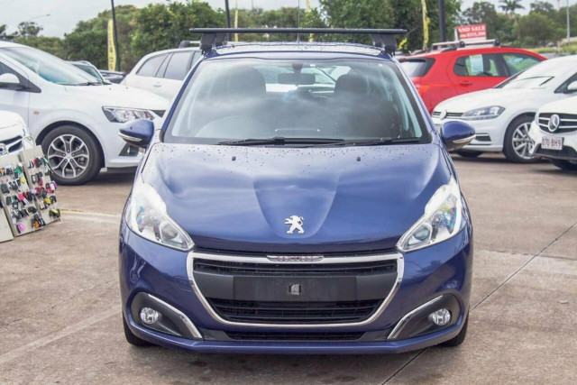 2015 Peugeot 208 Active