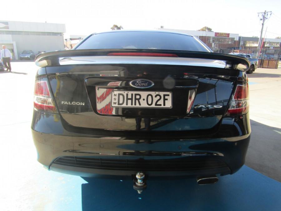2010 Ford Xr6 FG Sedan
